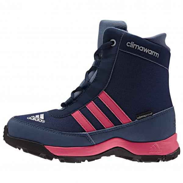 Adidas Kid´s CH Adisnow CP Winterschoenen maat 6,5 zwart-blauw