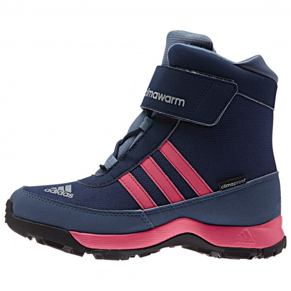 Adidas Kid´s CH Adisnow CF CP Winterschoenen maat 35 zwart-blauw