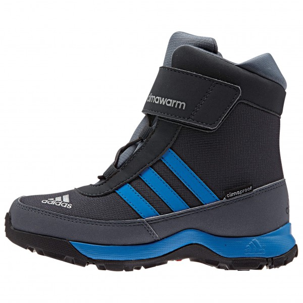 Adidas Kid´s CH Adisnow CF CP Winterschoenen maat 4,5 zwart-blauw