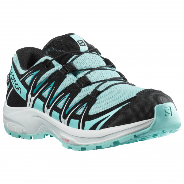 Salomon - Junior Xa Pro 3d Cswp - Multisport Shoes Size 31  Turquoise