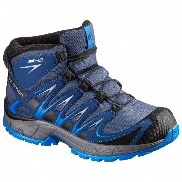 Simple Salomon Chaussures Ski france Snowcross noir gris Pas