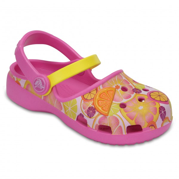 Crocs - Kid´s Crocs Karin Novelty Clog - Outdoo...