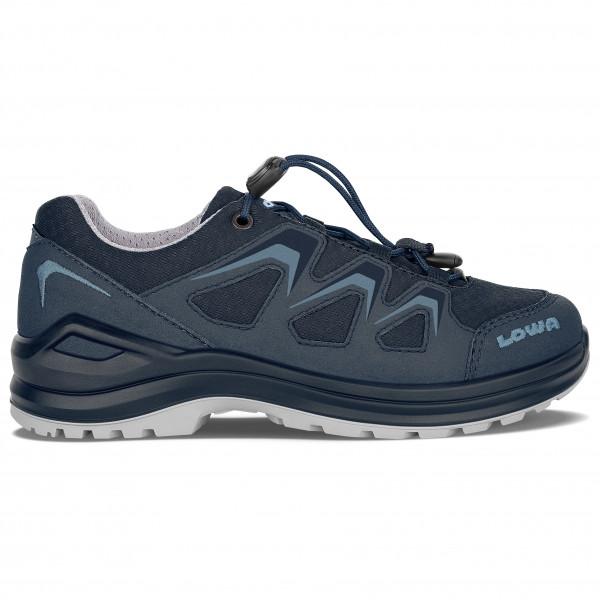 Lowa - Innox Evo Gtx Lo Junior - Multisport Shoes Size 28  Black/blue