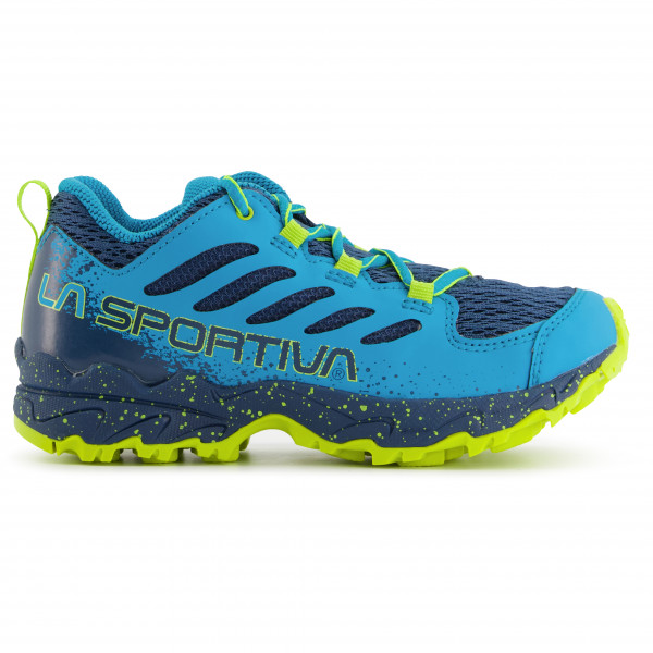 La Sportiva - Kids Jynx - Trail Running Shoes Size 30  Turquoise/blue
