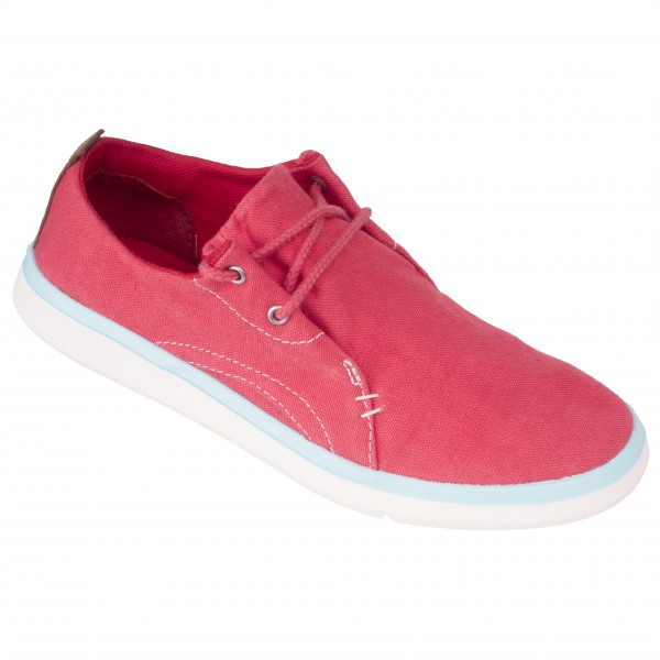 Timberland - Kid´s Gateway Pier Oxford - Sneaker Gr 3 rosa/rot