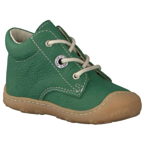 Pepino by Ricosta - Kid´s Cory III - Sneaker Gr 18 oliv/braun Preisvergleich
