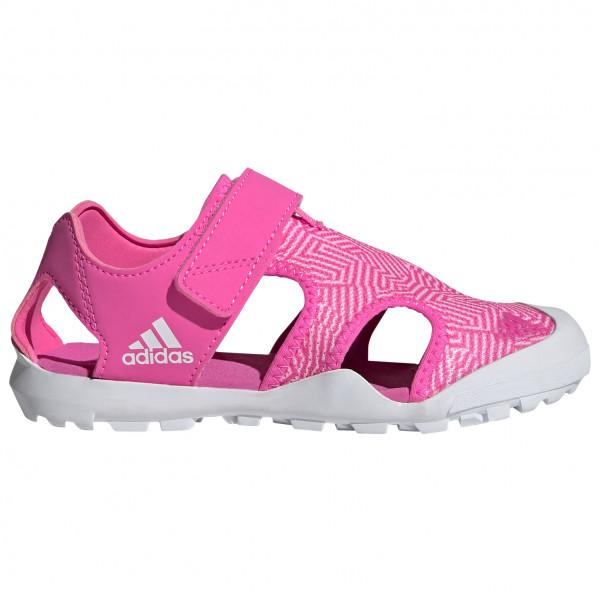 Adidas - Kids Captain Toey - Sandals Size 38  Pink