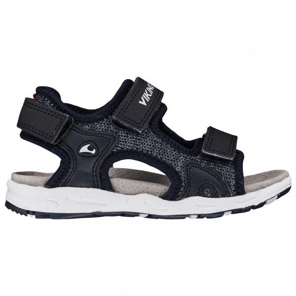 Viking - Kids Anchor - Sandals Size 35  Black