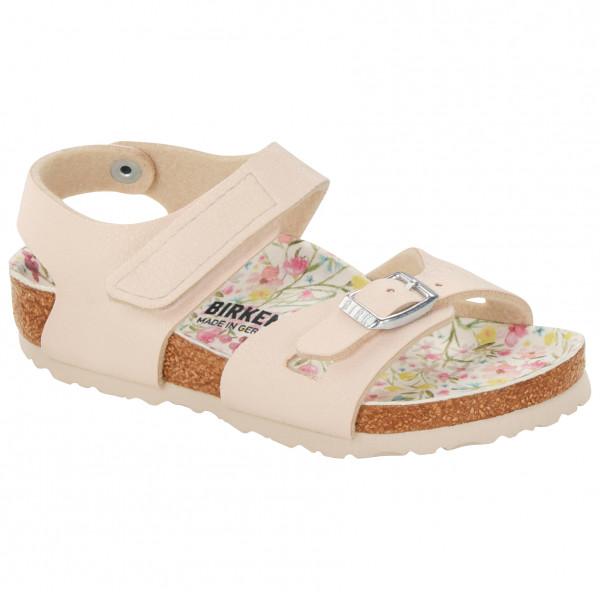 Birkenstock - Kids Colorado Bf Vegan - Sandals Size 32 - Schmal  Sand/white