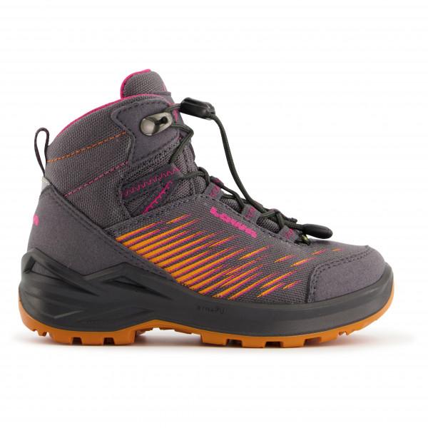 Lowa - Kids Zirrox Gtx Mid Junior - Walking Boots Size 30  Black