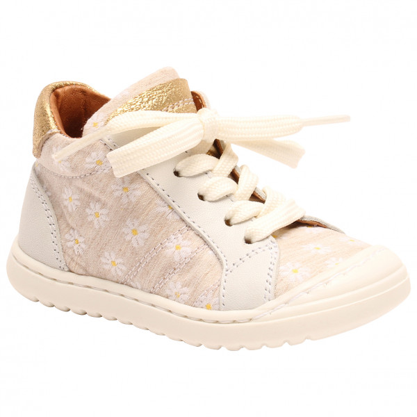 Bisgaard - Kids Tanja - Sneakers Size 26  White/sand