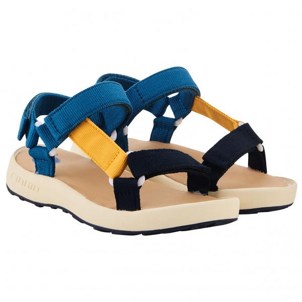 Finkid - Kids Nauha - Sandals Size 32  Sand/blue