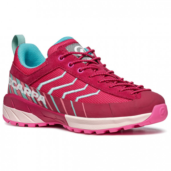 Scarpa - Kids Mescalito Fresh - Multisport Shoes Size 37  Pink/red