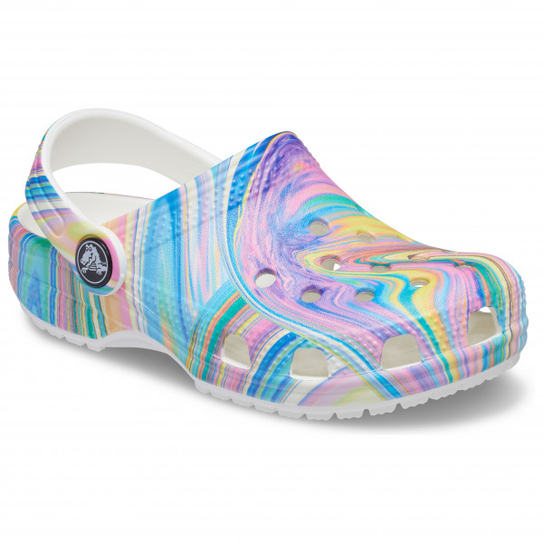 Crocs - Kids Classic Out Of This World - Sandals Size J5  Pink