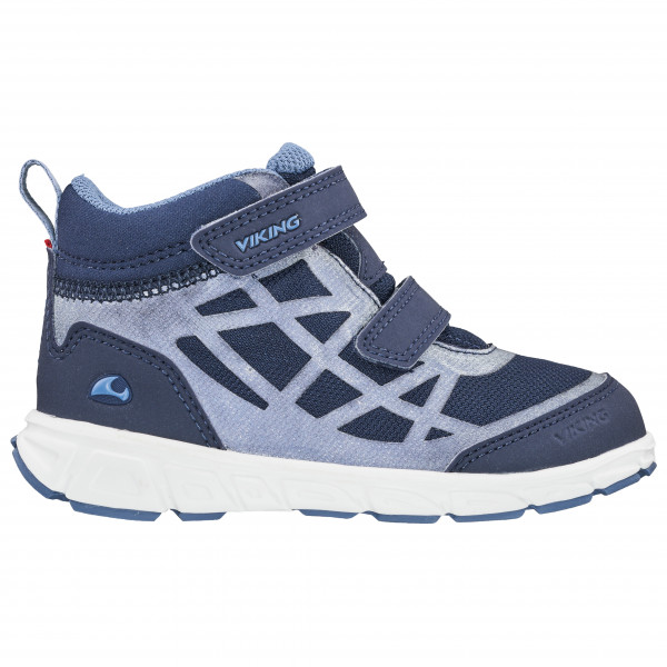 Viking - Kids Veme Mid R Gtx - Multisport Shoes Size 34  Blue