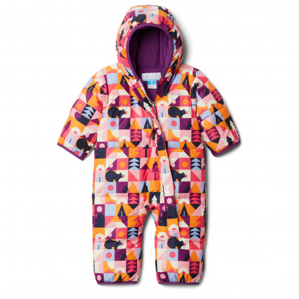 Columbia - Kids Snuggle Bunny Bunting - Overall Gr 0-3 Monate;3-6 Monate lila;rosa 151633