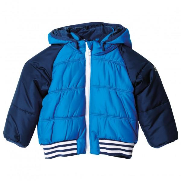 adidas Padded Boys Jacket Winterjack maat 92 blauw