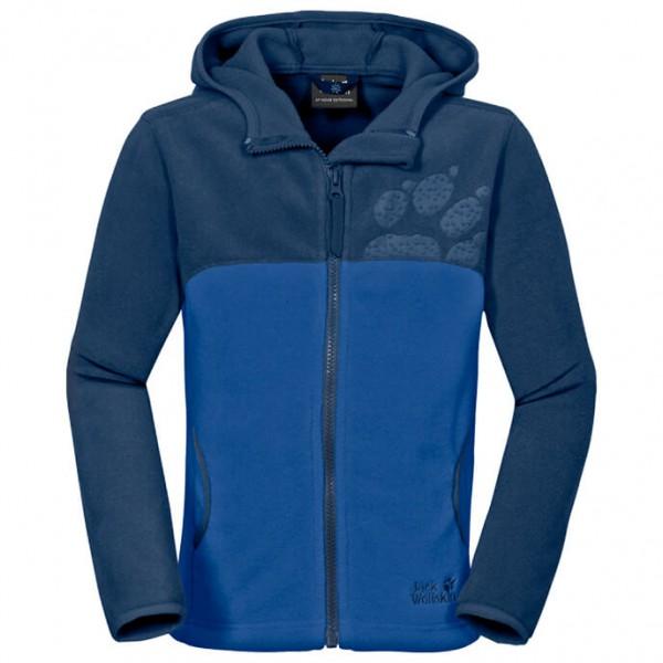 Jack Wolfskin - Kid´s Squirrel 2 Jacket Fleecejacke Gr 92 blau Sale Angebote Neukieritzsch