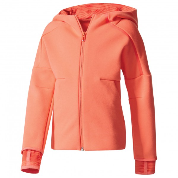 adidas - Little Girls Z.N.E Hoodie 2 Pulse - Fleecejacke