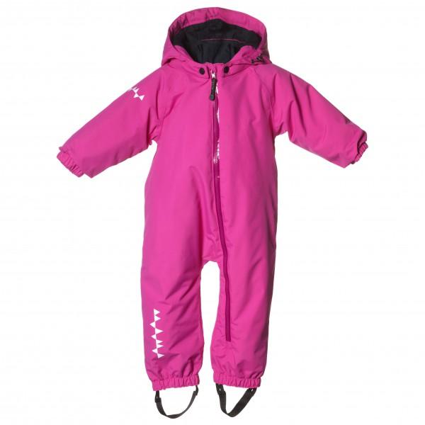 Isbjörn - Kid´s Toddler Padded Jumpsuit Overall Gr 80;86;92;98 blau/schwarz;rosa;grau/weiß;schwarz/blau/lila