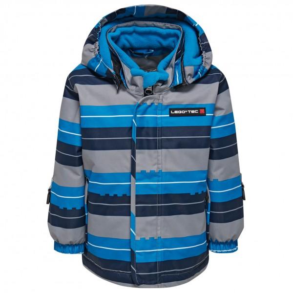 LEGO Wear - Kid´s Jaxon 774 Jacket Skijacke Gr 104;92 blau/gelb/schwarz;blau/grau/schwarz