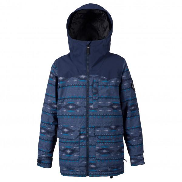 Burton - Boy's Phase Jacket - Skijacke Gr XL blau/schwarz