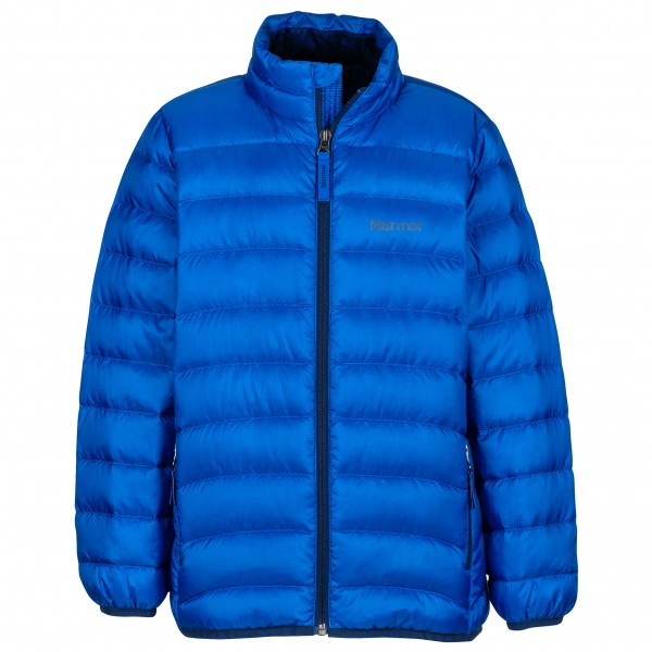 Marmot - Boy´s Tullus Jacket Daunenjacke Gr M;S;XS blau