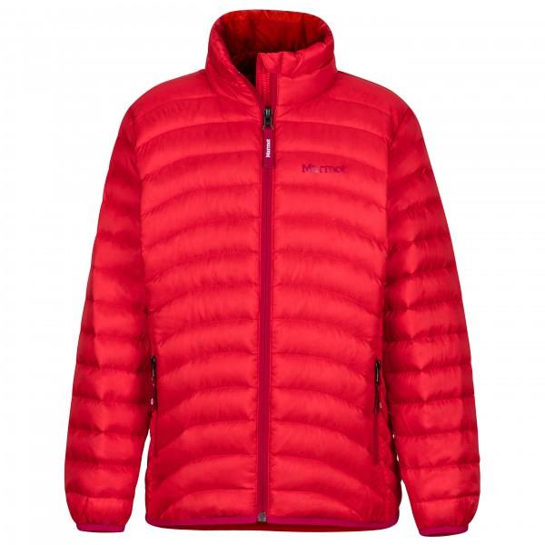 Marmot - Girl´s Aruna Jacket - Daunenjacke Gr S rot