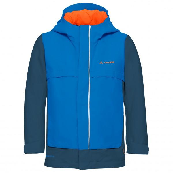 Vaude - Kid's Racoon Jacket V - Hardshelljacke Gr 134/140;146/152;158/164;92 blau;rosa/rot 40974