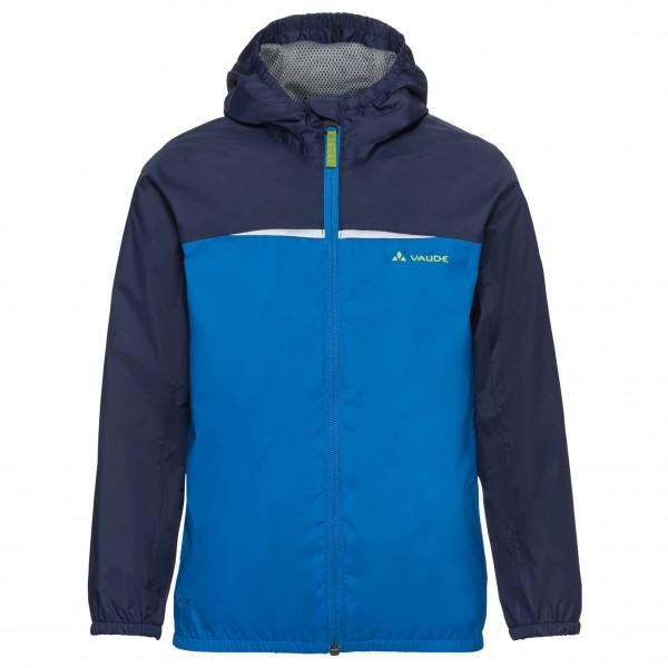 Vaude - Kid's Turaco Jacket - Hardshelljacke Gr 92 blau