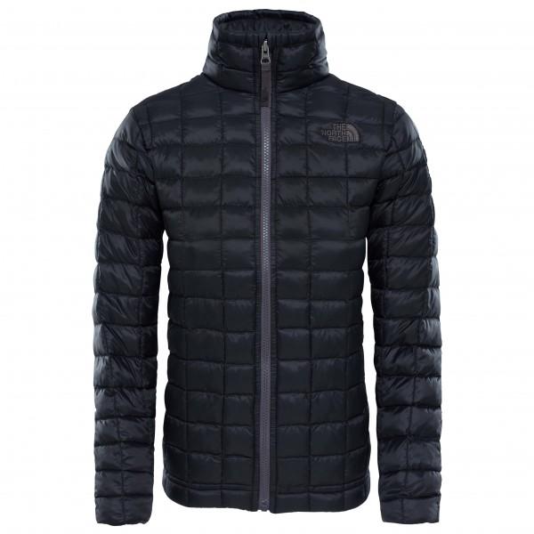 The North Face - Boy´s Thermoball Full-Zip Jacket Gr S schwarz Preisvergleich