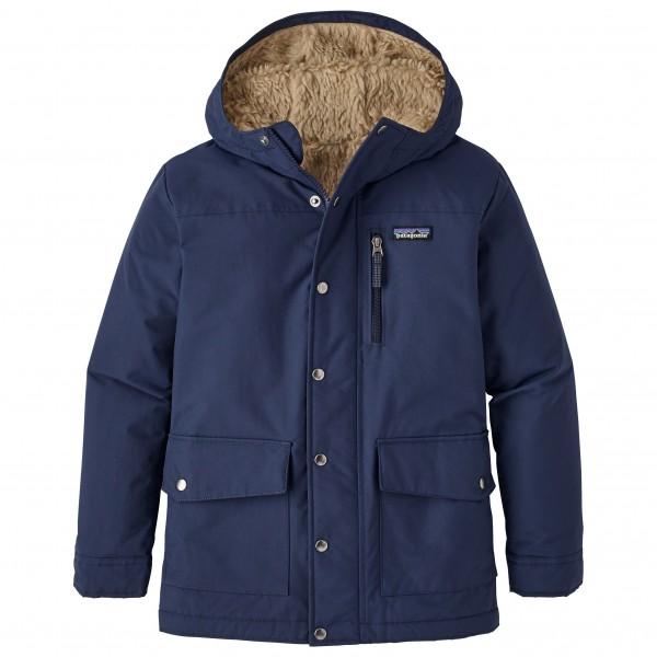 Patagonia - Kid's Infurno Jacket - Winterjacke Gr S blau/schwarz