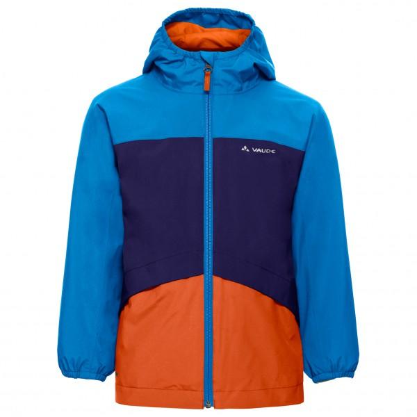 Vaude - Kids Escape 3in1 Jacket - 3-in-1 Jacket Size 98  Blue/purple/red