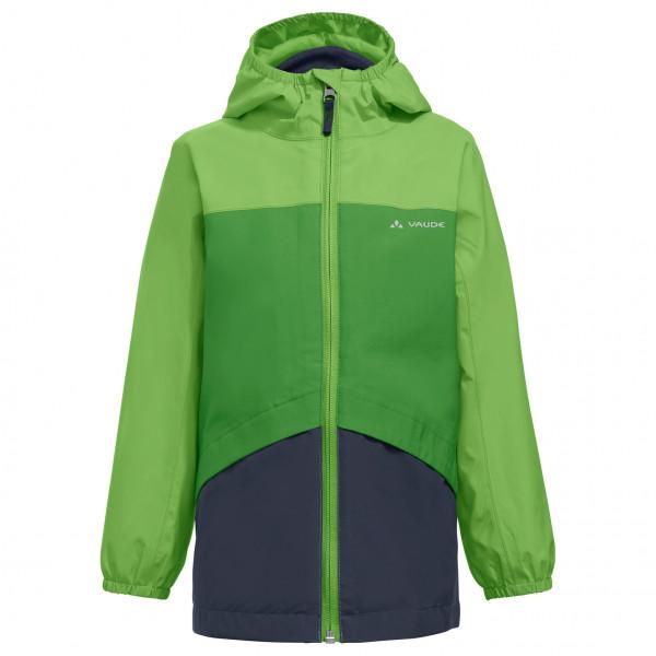 Vaude - Kids Escape 3in1 Jacket - 3-in-1 Jacket Size 98  Green/black