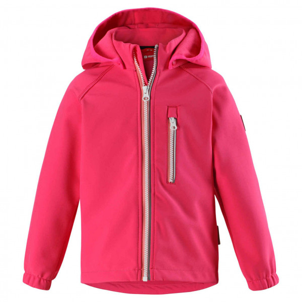 #Reima – Kid's Vantti – Regenjacke Gr 140 rosa/rot#