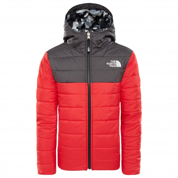 The North Face - Kid´s Reversible Perrito Jacket Gr XL rot/schwarz Preisvergleich