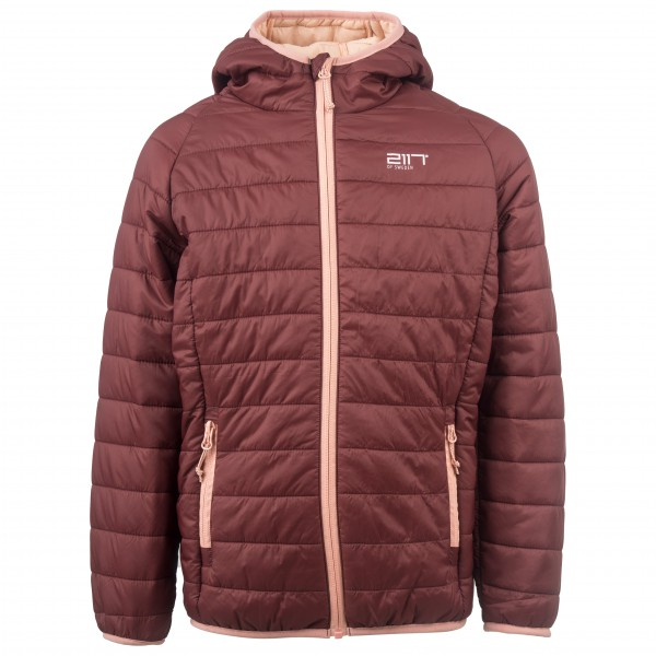 2117 of Sweden - Kid´s Gotland Jacket With Hood - Kunstfaserjacke