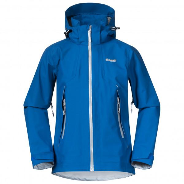 Bergans - Kid's Sjoa 3L Jacket - Regenjacke Gr 152 blau 209490