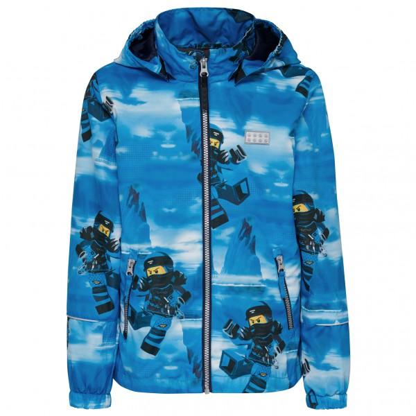 LEGO Wear - Kid´s Jordan 207 Jacket - Softshelljacke Gr 140 blau Preisvergleich