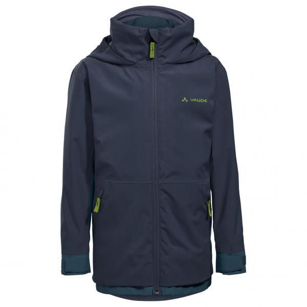 Vaude - Kids Casarea 3in1 Jacket Ii - 3-in-1 Jacket Size 92  Black