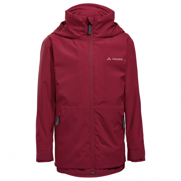 Vaude - Kids Casarea 3in1 Jacket Ii - 3-in-1 Jacket Size 92  Red