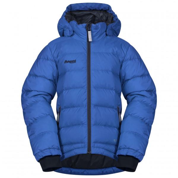 Bergans - Down Kids Jacket - Daunenjacke Gr 104 blau 214250