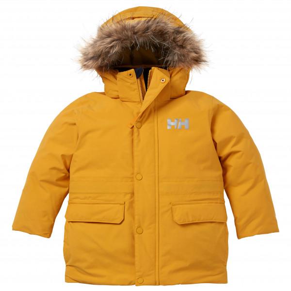 Helly Hansen - Kid's Oslo Parka - Parka Gr 6 orange/braun 40477_343-6