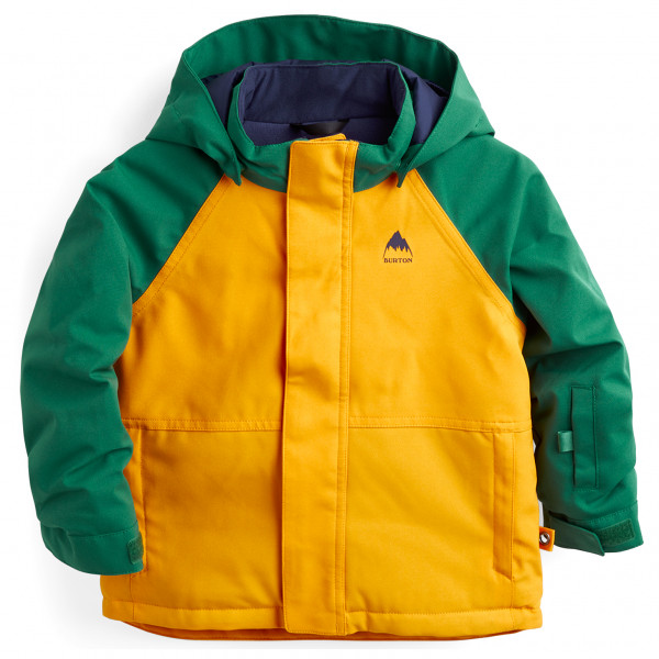 Image of Burton Kid's Classic Jacket Winterjacke Gr 2 Years;3 Years;4 Years;5 Years orange/oliv;schwarz;weiß/grau/rot