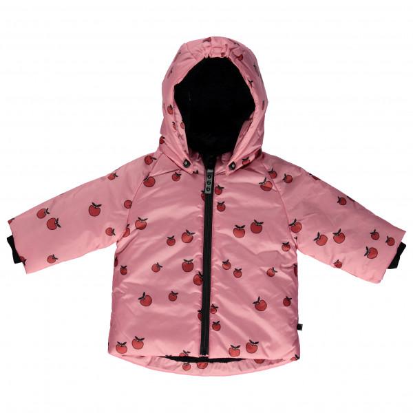 Smafolk - Kid's Baby Winter Jacket Apple - Winterjacke Gr 1-2 Years rosa/rot 03-9652526001