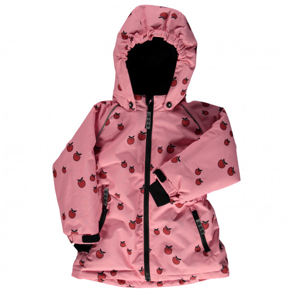 Smafolk - Kid's Winter Jacket Girl Apple - Winterjacke Gr 4-5 Years rosa/rot 03-9733526004