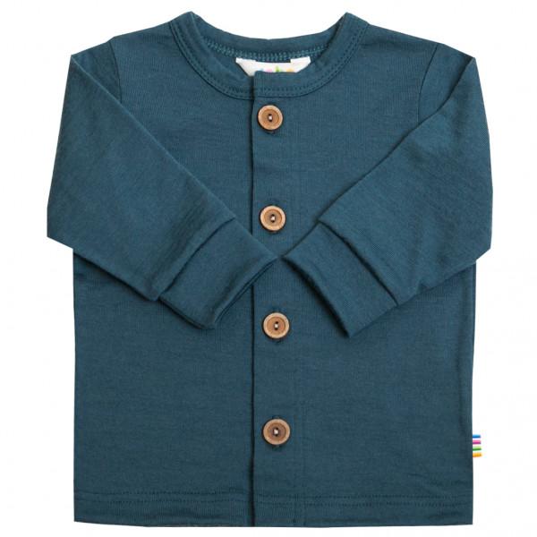 Joha - Kid's Cardigan Gr 100;110;120;80;90 braun/rot;blau 18084