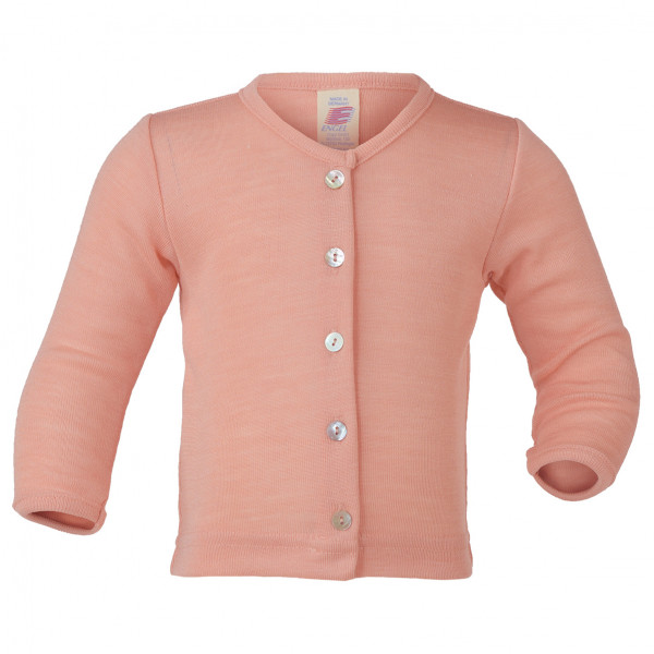 Engel - Baby-Cardigan - Cardigan Gr 74/80;86/92 grau;beige 706441