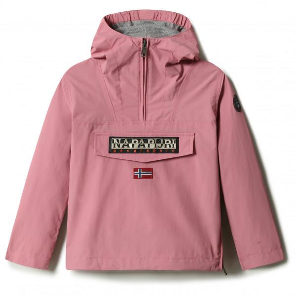 Napapijri - Kids Rainforest Sum 3 - Casual Jacket Size 12 Years  Pink/red
