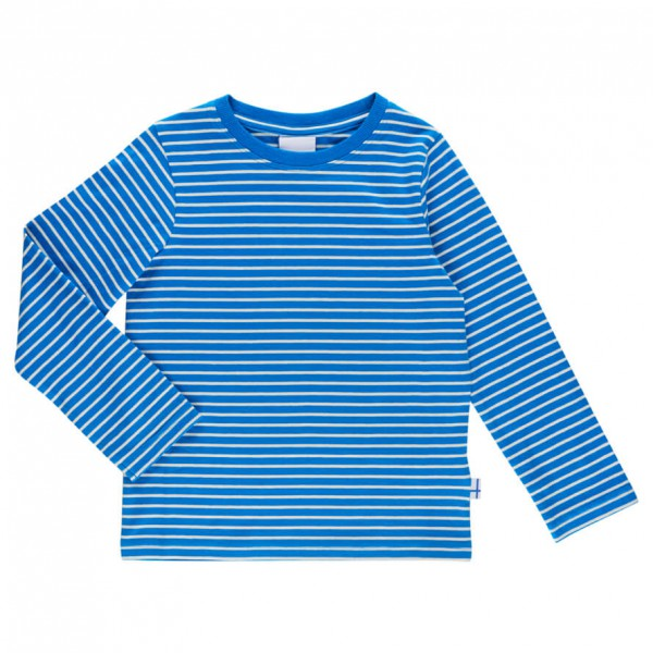 Finkid - Kid´s Sampo - Longsleeve Gr 110/120 blau